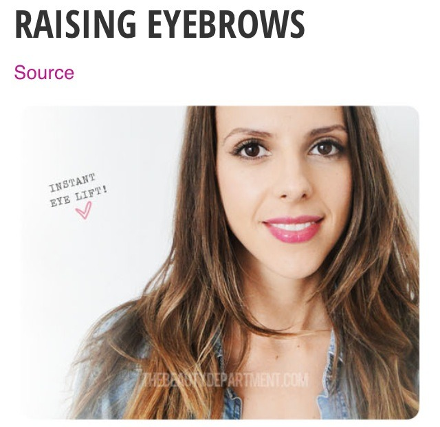 How To Raise Your Eyebrows - Musely