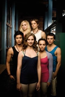 """""""Dance academy"""" is a series but it's still really good to watch"""