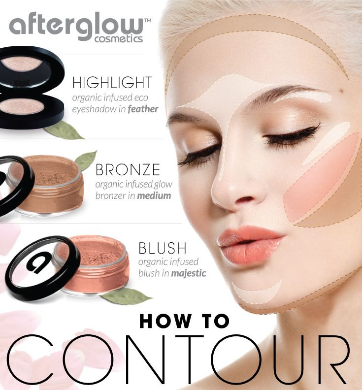 Some of the best ways to contour & highlight to make it easy!! Xox