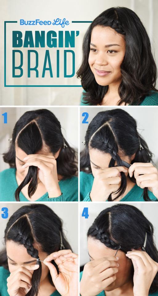 9. Bangin' Braid