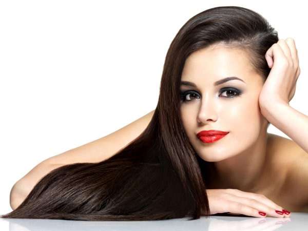 Get hot oil scalp massages