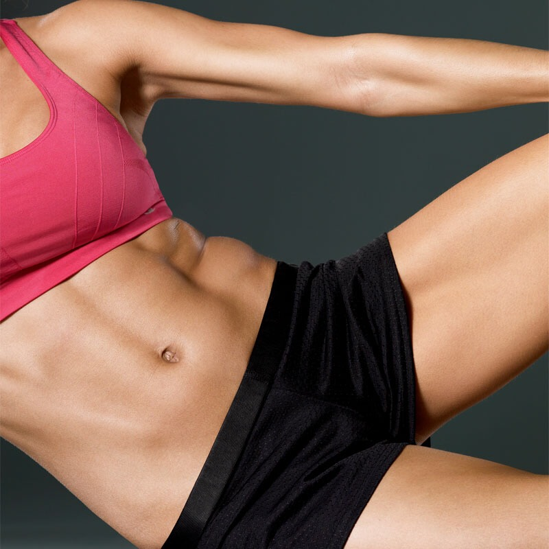 Want more toned abs in 45 minutes? Want to do it the healthy and organic way? READ ON!