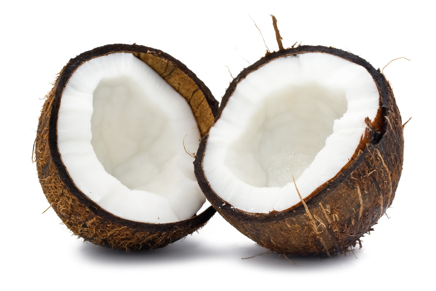 Faster tan with coconut oil