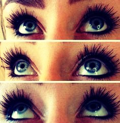 If u want long luscious lashes all u need to is follow these steps 👉👉👉