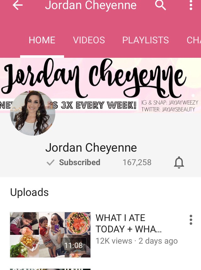 Jordan Cheyenne does many hauls and other makeup vids. I can't really talk much about her bc I don't watch her much but from the videos I have watched I definitely recommend her.