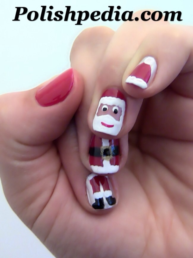 Stackable Santa Clause :)