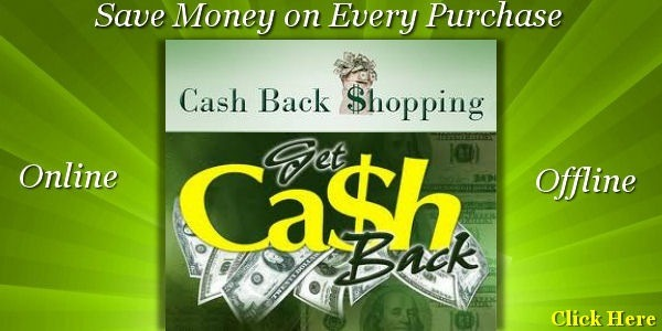Go here: http://www.ebates.com/rf.do?referrerid=BXTGNSejabo8C7MYEXzAHA%3D%3D  The website is called ebates and you get $10 on your first online order of $25 or more. ANY store you usually shop online at will give you cash back:) it's super easy and it works too! I just got my first $10 today:)