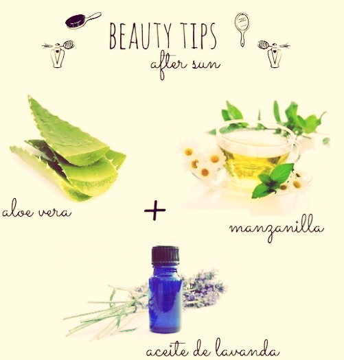 Chamomile oil/manzanilla is also great as an under eye cream for tired puffy eyes