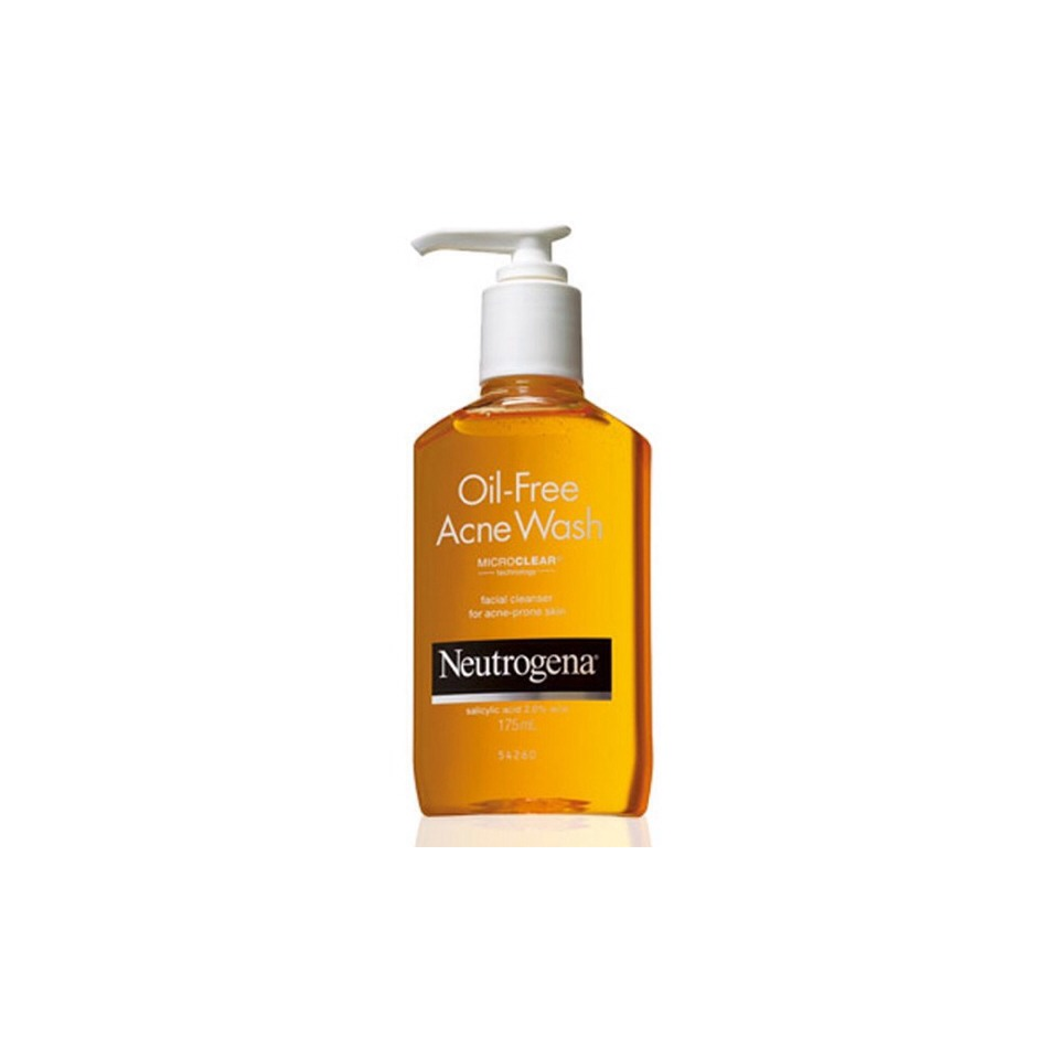 The best face wash to use