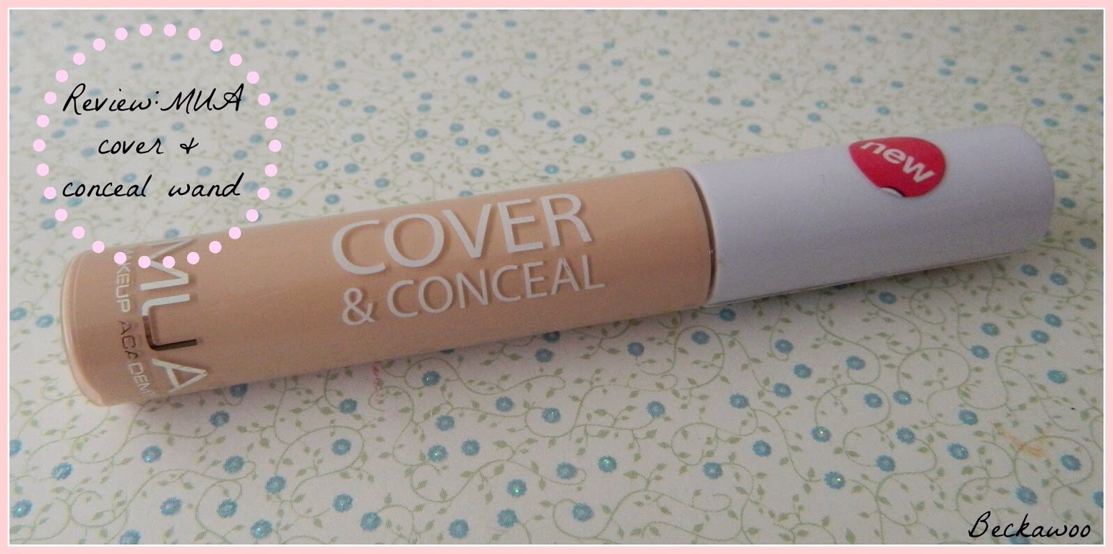 Concealer can act as an eye primer if you've run out or don't have one.