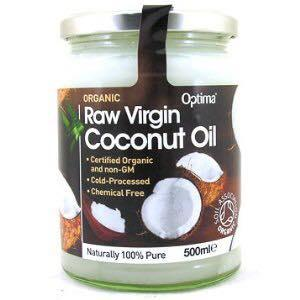 Third ingredient- Coconut oil Mix 1 tbsp of Coconut oil into the Honey and Oats Coconut oil helps to smooth the skin.