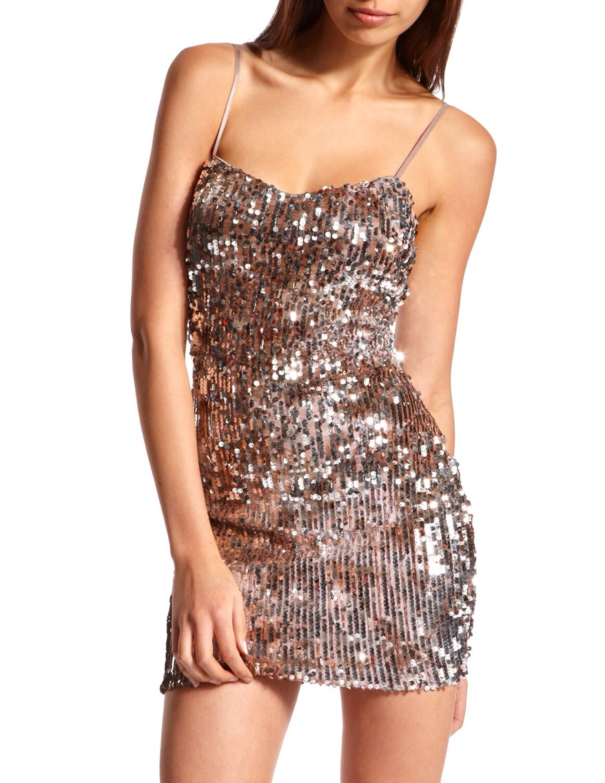 Fit into that awesome, skinny, shiny dress!
