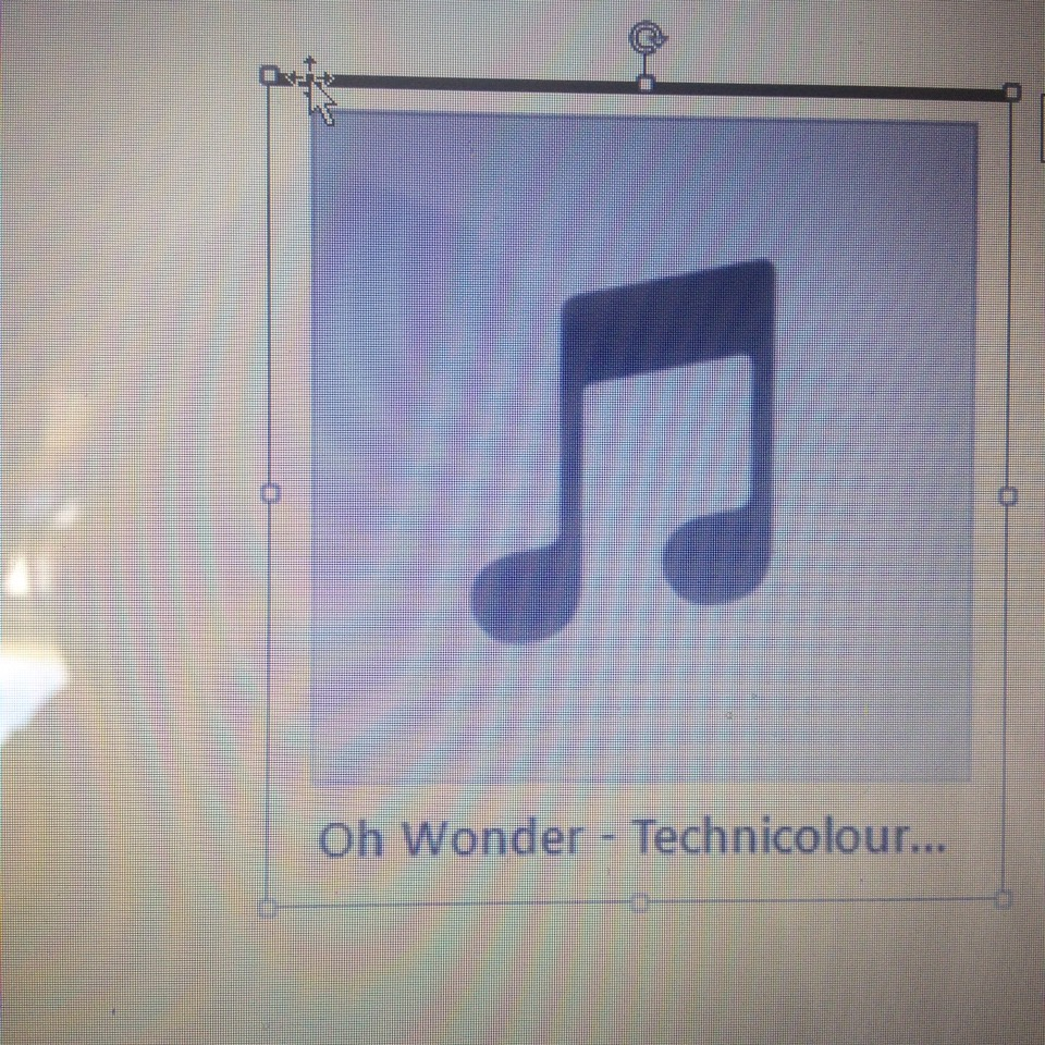 iTunes will open up and you will find the song in this format