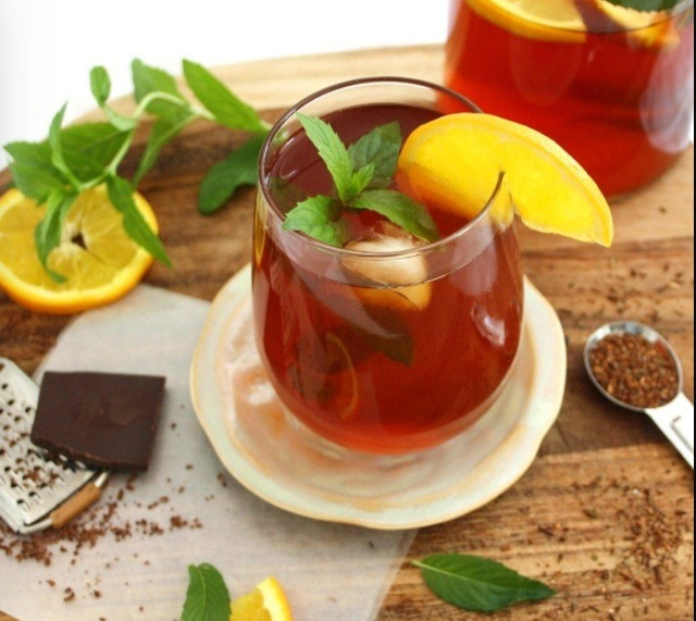 4. Rooibos Tea - Regulates fat-storage hormones.
