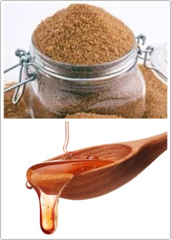 INSTRUCTIONS |Put 1 Tbrown sugar + 1 Thoney in small bowl. Mix together well. Store in a jar with air tight lid.Keep at room temp.   TO USE |Wash face well. Apply a small amount of scrub(about ½ t.) to wet skin + massage gently in a circular motion. Avoid eye area. Rinse face well + pat dry.