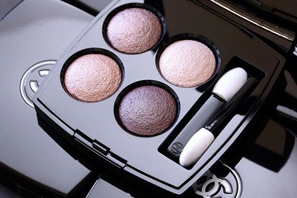 The Chanel eye shadows are the best. They go on like silk and just look amazing on! They last forever and their colour sets are beautiful   £40 - house of Fraiser