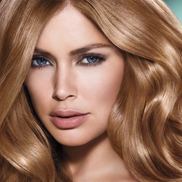 To get hair as shiney and healthy as this, follow these tips!