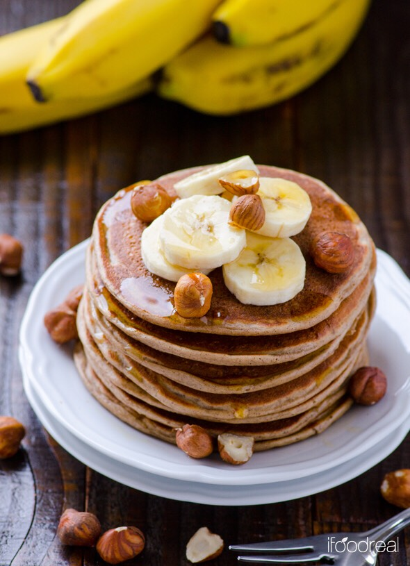 Author: Pancake Warriors Recipe type: Breakfast Cuisine: Pancakes Serves: 8   Chocolate Crunch Protein Pancakes are full of protein, easy to make, have double the chocolate flavor, and are irresistible with your favorite nut butter and raspberries. Gluten free, low fat, and dairy free.