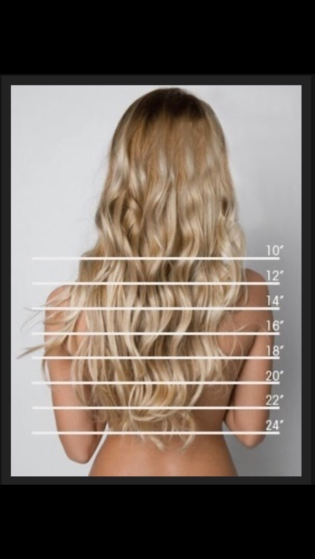 This is how you can grow your hair 2-4 inches
