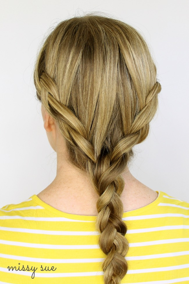 TWO DUTCH BRAIDS – 6 HAIRSTYLES! by 💀Chloé Anderson🌹 - Musely