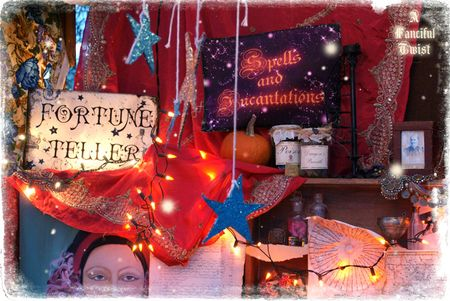 you can have a psychic, fortune telling, mystical party