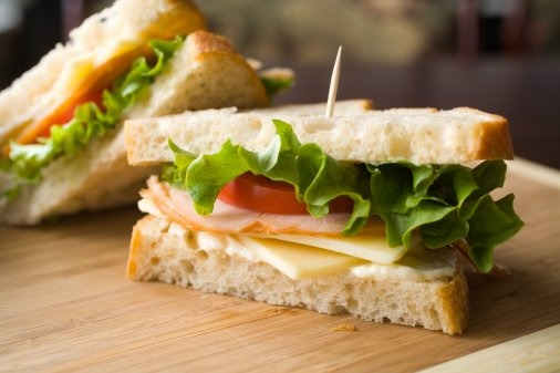 Put some on your sandwich along with your favorite dressings, it doesn't taste any different