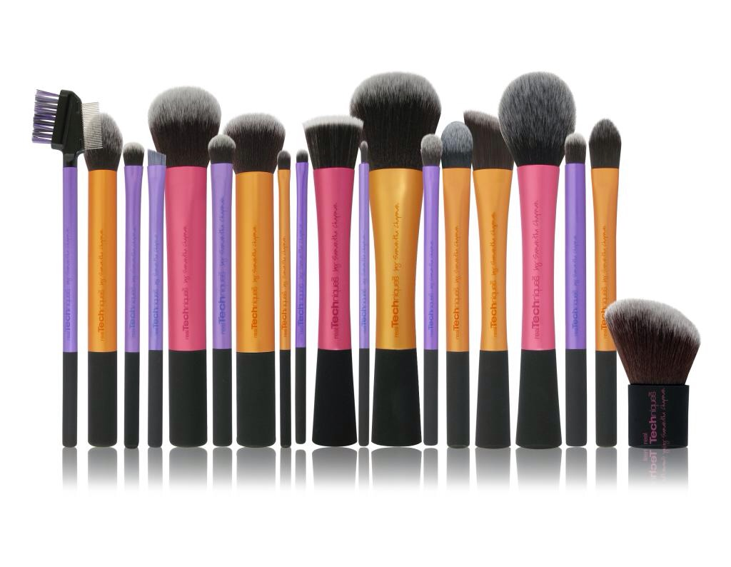 Here is some of the brushes that you may need