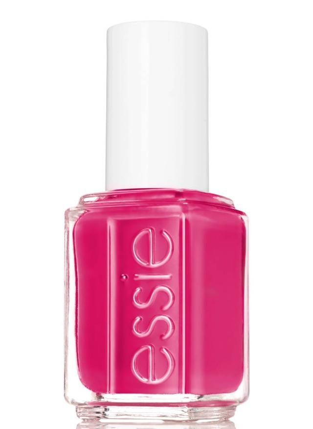 Essie nail polish in Haute in the Heat, $8,50, essie.com
