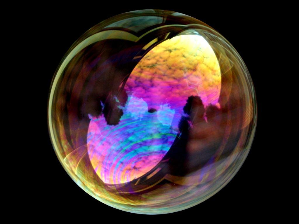 Do u want colored bubbles?