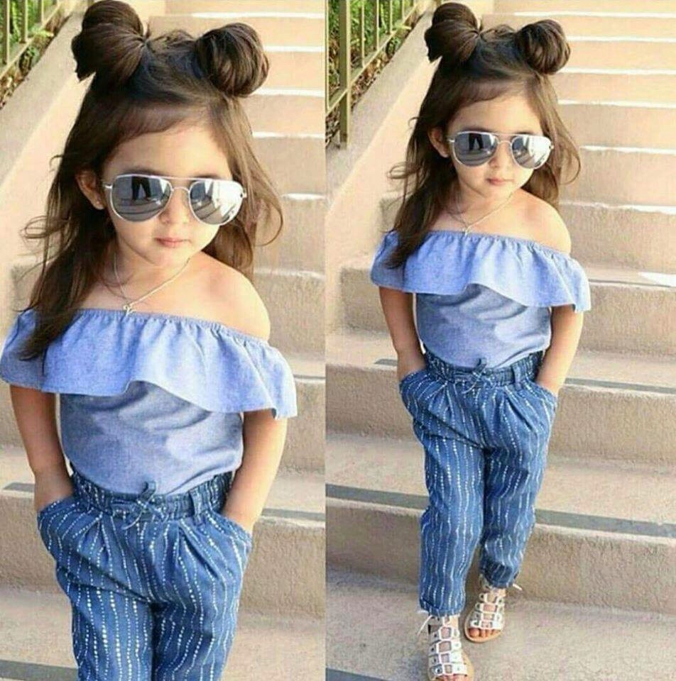 7c3769a9f32c Cute Little Girl Outfits by Haley brandli - Musely
