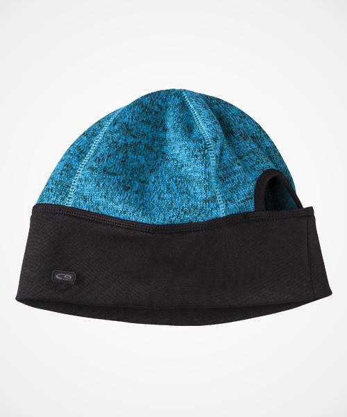 C9 by Champion Active Knit Hat  Don't let your body heat escape through your head! This hat keeps you warm and the built-in ponytail port keeps your hair off your neck.  $14.99, target.com