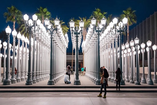 Los Angeles Country Museum of Art ( LACMA )
