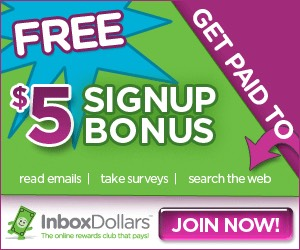 Inbox Dollars pays you to use the internet  Use the Inbox Dollars app to take surveys, browse the internet, and play games in exchange for cash. Once you earn $30, you can request payment and receive a check  or a loadable Visa card they automatically transfer your winnings onto!