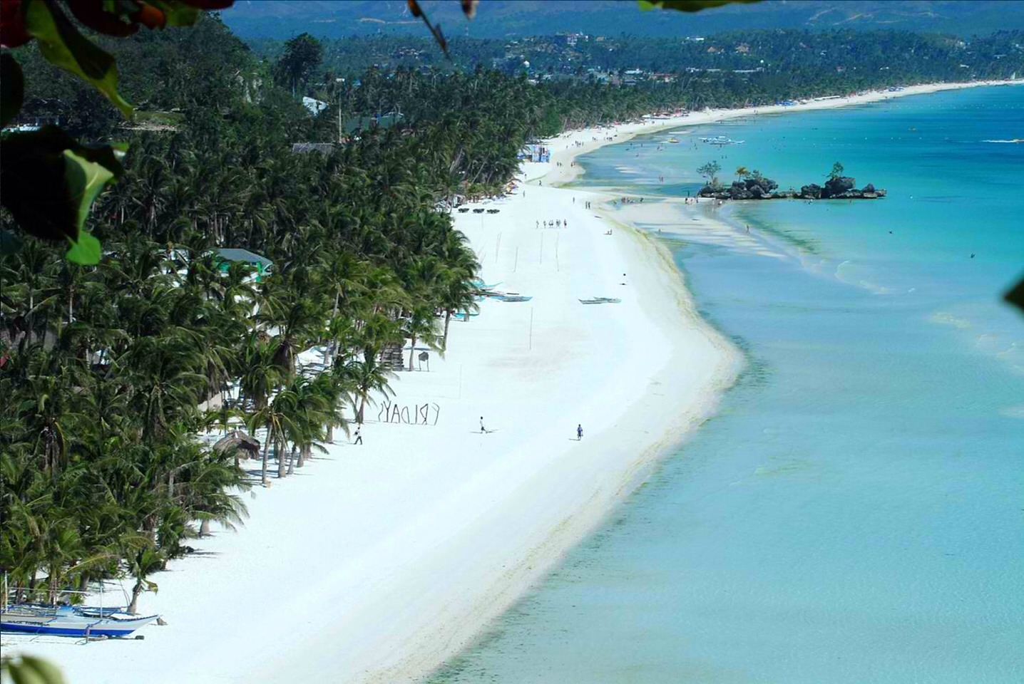 Boracay is also well known for its now very rare gleaming white puka shells, said to be the best in the world.