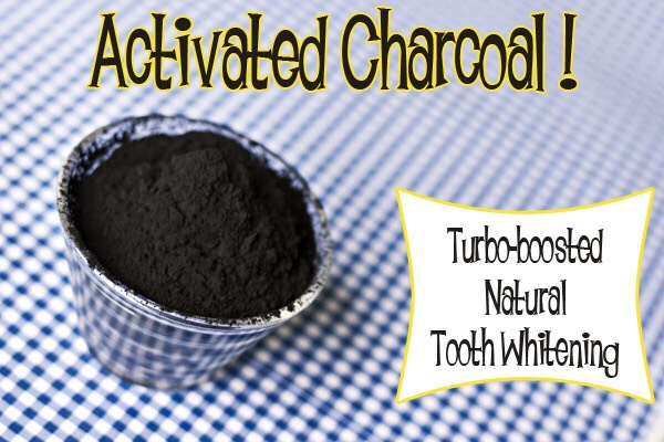 Secondly, and yes I know it looks gross, but activated charcoal has many whitening properties. Only use this technique once a day for 3-5 days, then give it a 3-4 month rest before doing it again.