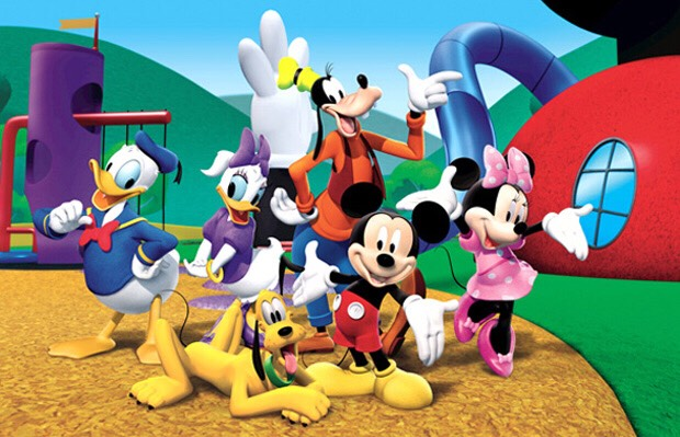 1. Mickey Mouse Clubhouse   This show contains a lot of critical thinking skills. It demonstrates to the little viewers the value of friendship, problem solving skills, math solutions, as well as matching!