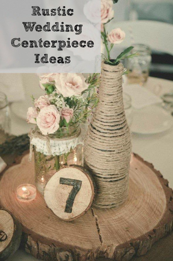 Beautiful for a rustic theme, country theme or even garden party theme