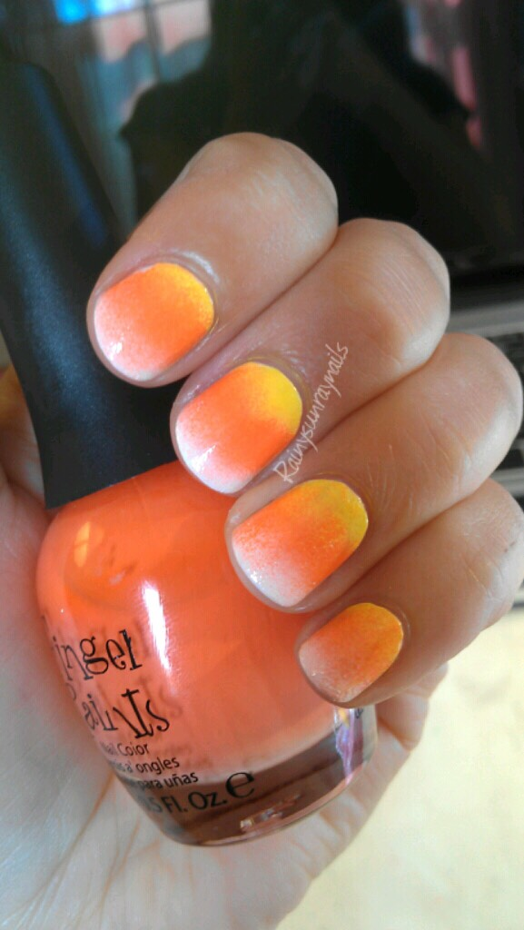 Candy corn...you can't go wrong with that, right?!