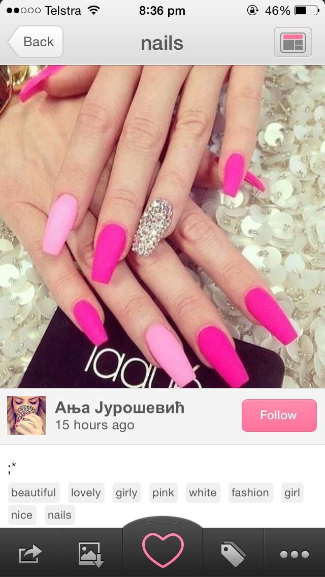 Pointy Nail Ideas! 💅 By Melissa Ha Truong