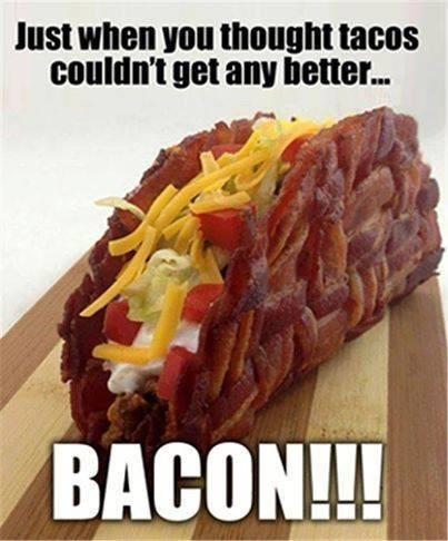Bacon! Bacon! Bacon!