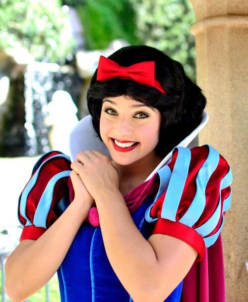 Snow White Found on Main Street.