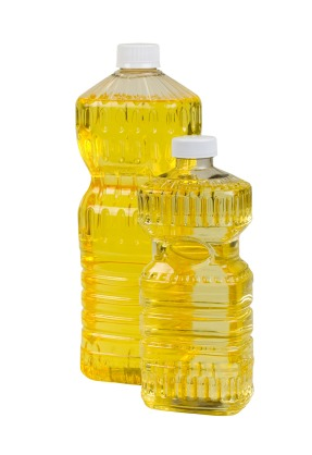 Add any oil (besides car oil. Duh). Vegetable oil, grape seed oil, or olive oil are probably best.