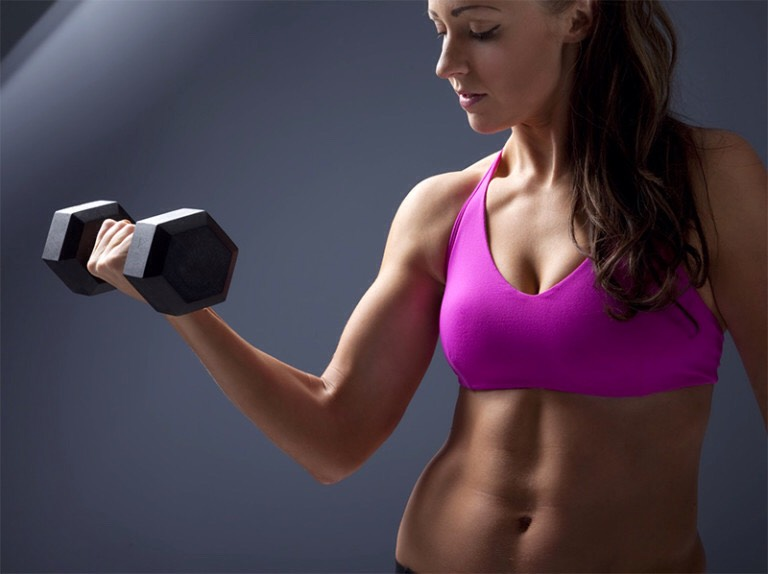 4. Add weight training to cardio