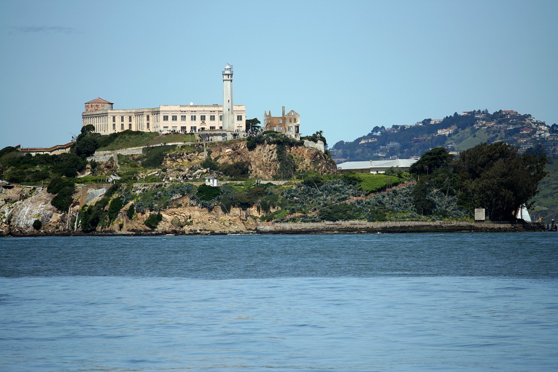 5.) Alcatraz Island, California  Known globally for its infamous convicts and daring escape attempts, the now closed prison are home to a great deal of paranormal activity. People have reported screams and sounds of violent fights, as well as doors slamming and people being shoved and scratched