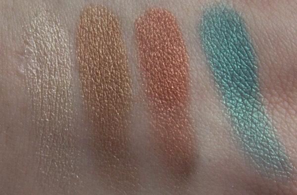Great pigmentation without the usual drugstore chalkiness