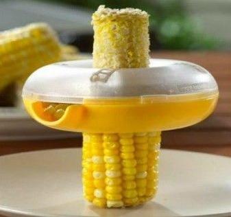 The corn corner.