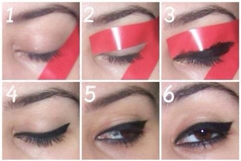 Simple Steps For Winged Eyeliner By Acacia Mccabe Musely
