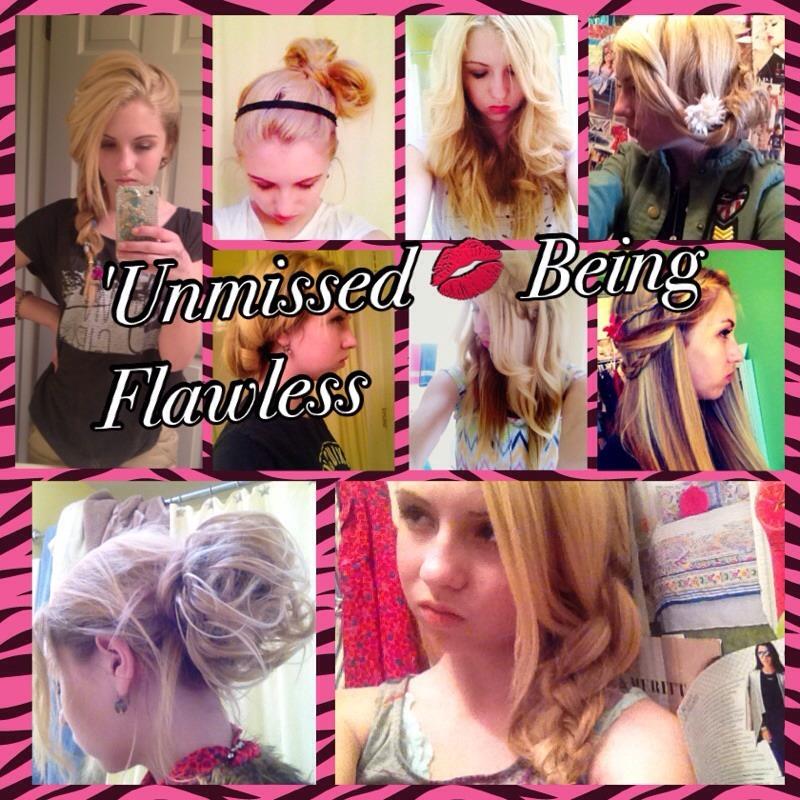 !Unmissed being flawless