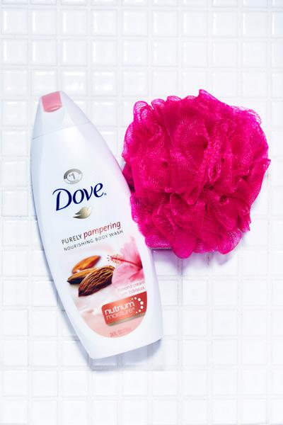 "Dove Body Wash ""Softer, smoother skin after just one shower with lovely scent"""