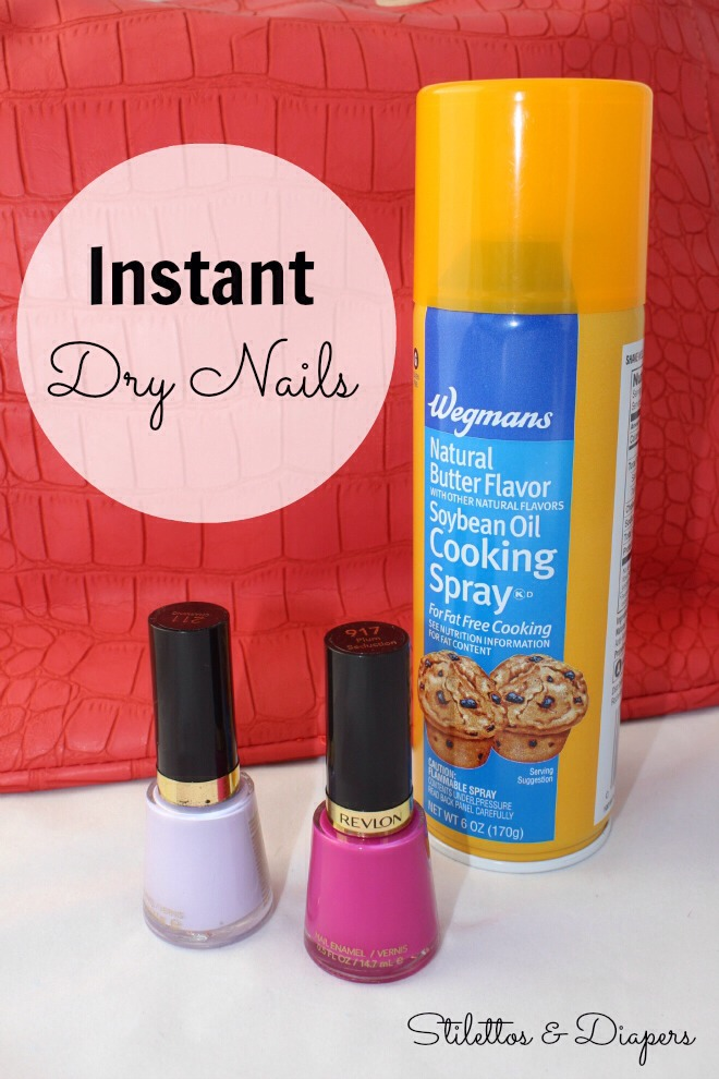 1.lightly spray nonstick cooking spray